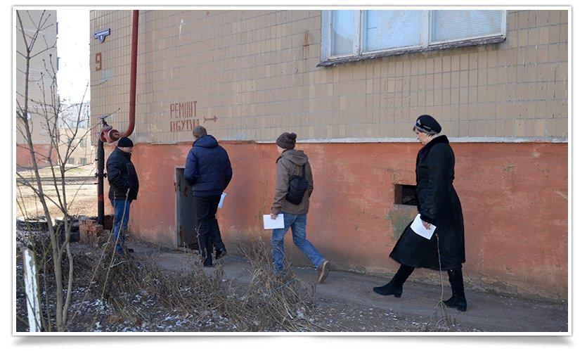 В Славянске начаты проверки подвалов многоэтажек (фото) - фото 1