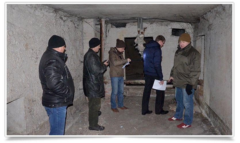 В Славянске начаты проверки подвалов многоэтажек (фото) - фото 2