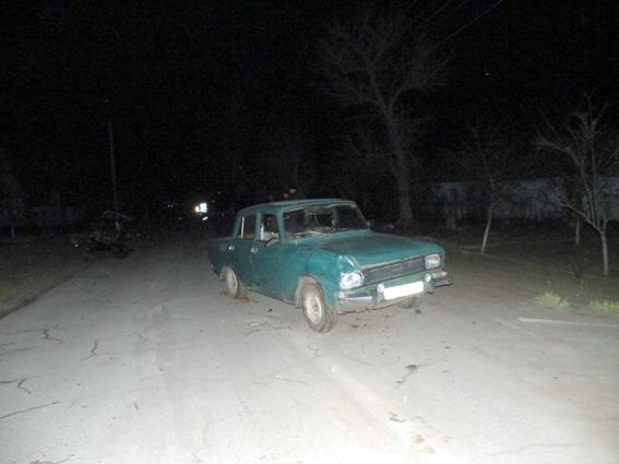 На Николаевщине 19-летний мотоциклист погиб под колесами автомобиля (ФОТО, ВИДЕО) (фото) - фото 1