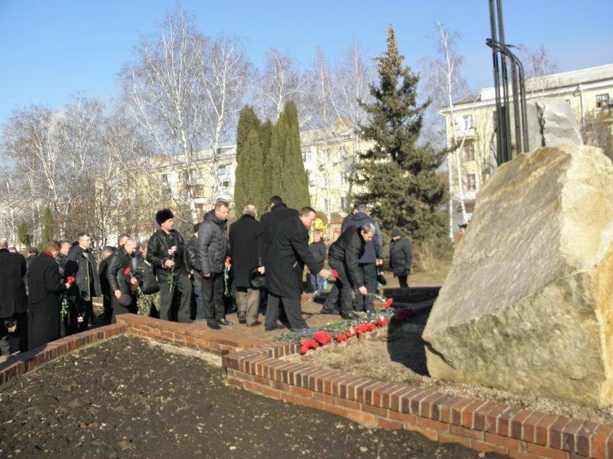 В Краматорске почтили память погибших во время войны в Афганистане (фото) - фото 1
