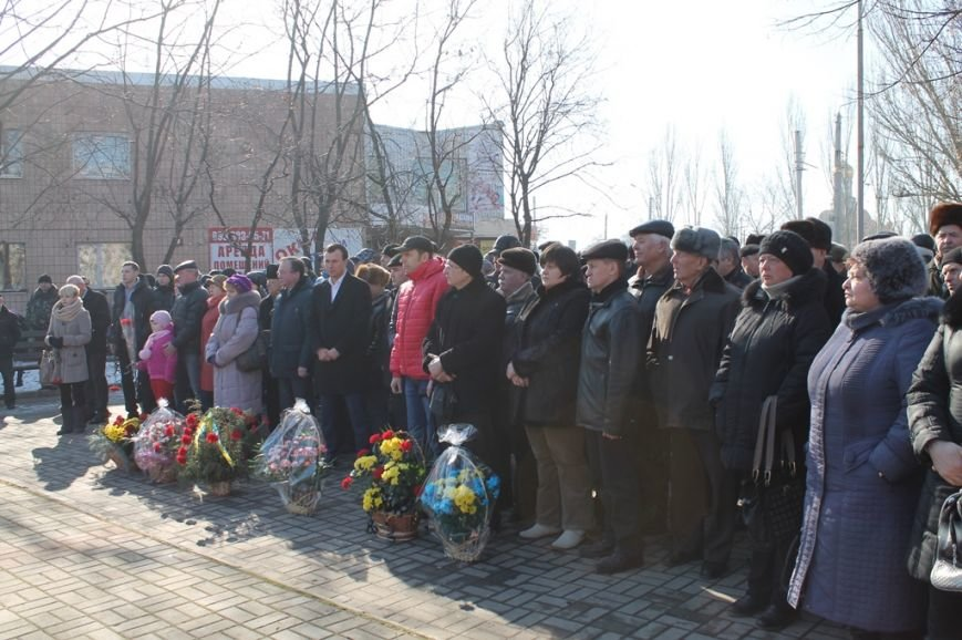В Артемовске прошел митинг в честь Дня памяти воинов-интернационалистов, фото-2