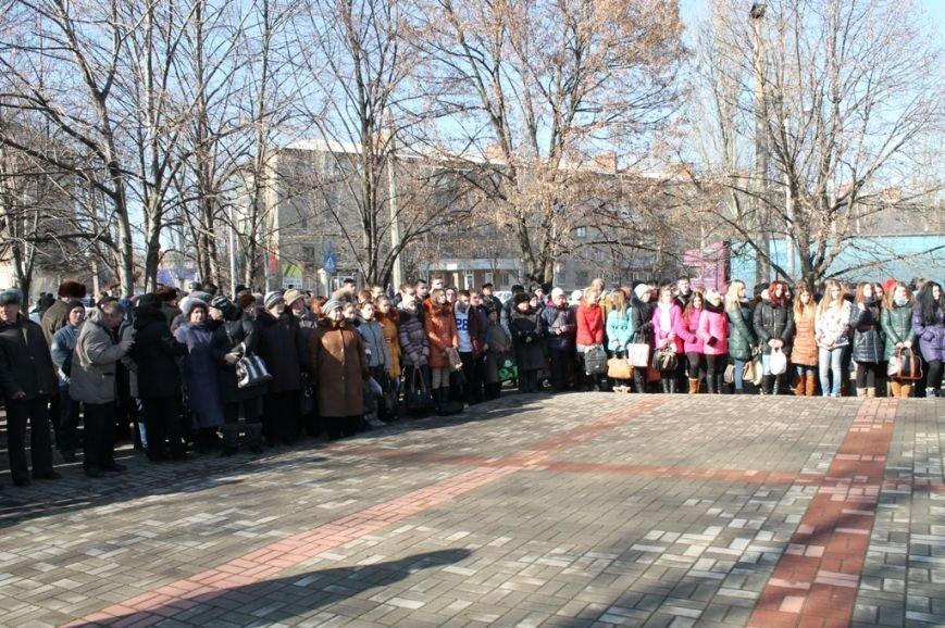 В Артемовске прошел митинг в честь Дня памяти воинов-интернационалистов, фото-4