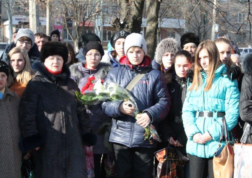 В Артемовске прошел митинг в честь Дня памяти воинов-интернационалистов, фото-3
