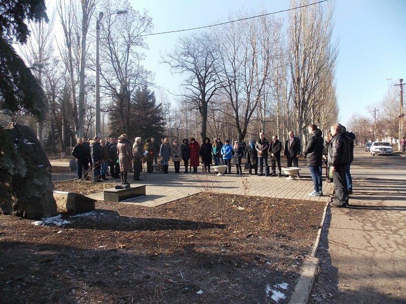 В городе Белицкое почтили память воинов – интернационалистов (фото) - фото 1