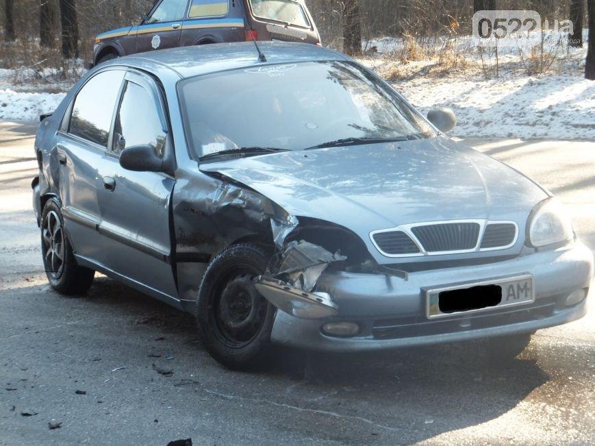 В Кировограде на прошлой неделе в ДТП пострадали два ребенка (фото) - фото 1