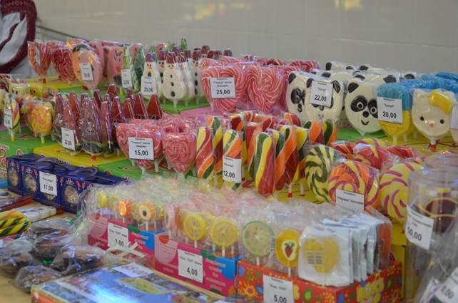На Днепропетровщине началась «Ярмарка сладостей» (ФОТО), фото-4