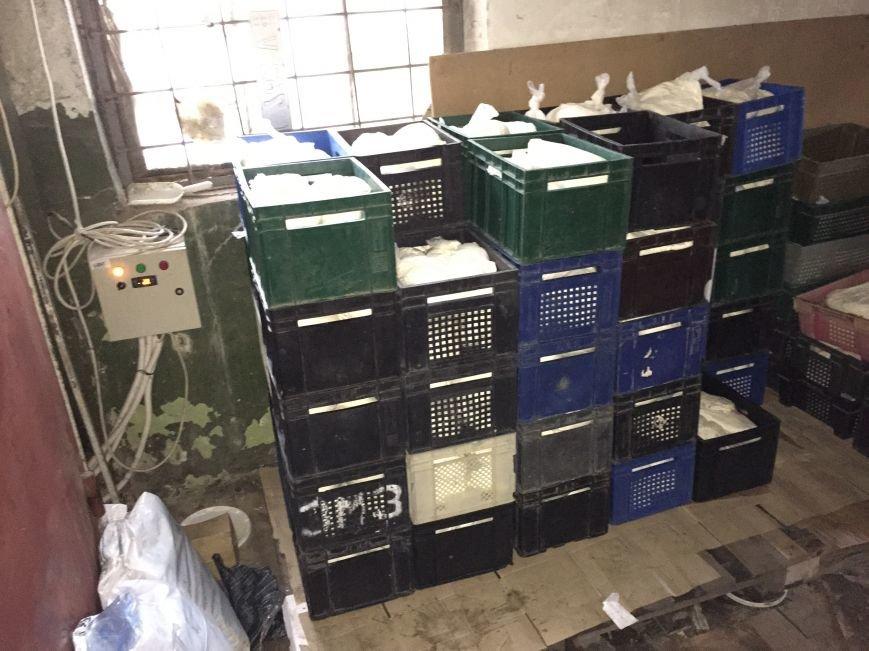В Мариуполе обнаружили склад с поддельной молочной продукцией и детским питанием (ФОТО), фото-2