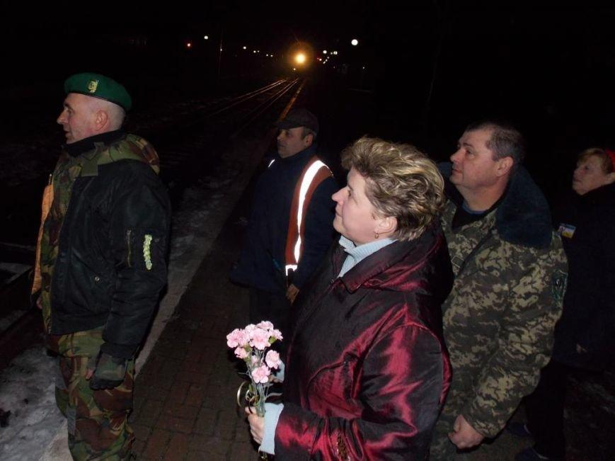 На Закарпаття повернулося 102 чопських прикордонника з зони АТО (ФОТО) (фото) - фото 2