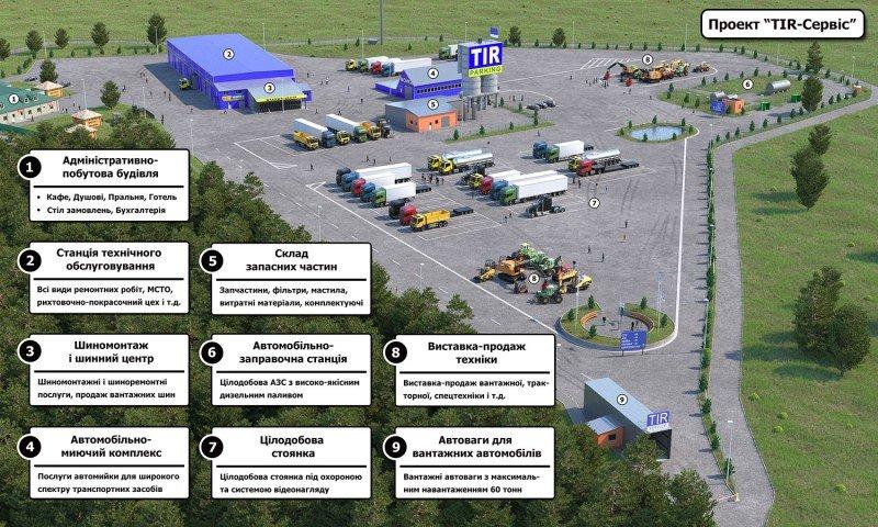 В Украине добавился еще один достойный TIR-Сервис для всех международных перевозчиков (фото) - фото 1
