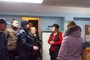 В Днепродзержинске проверили, как координационный штаб работает с беженцами (фото) - фото 1