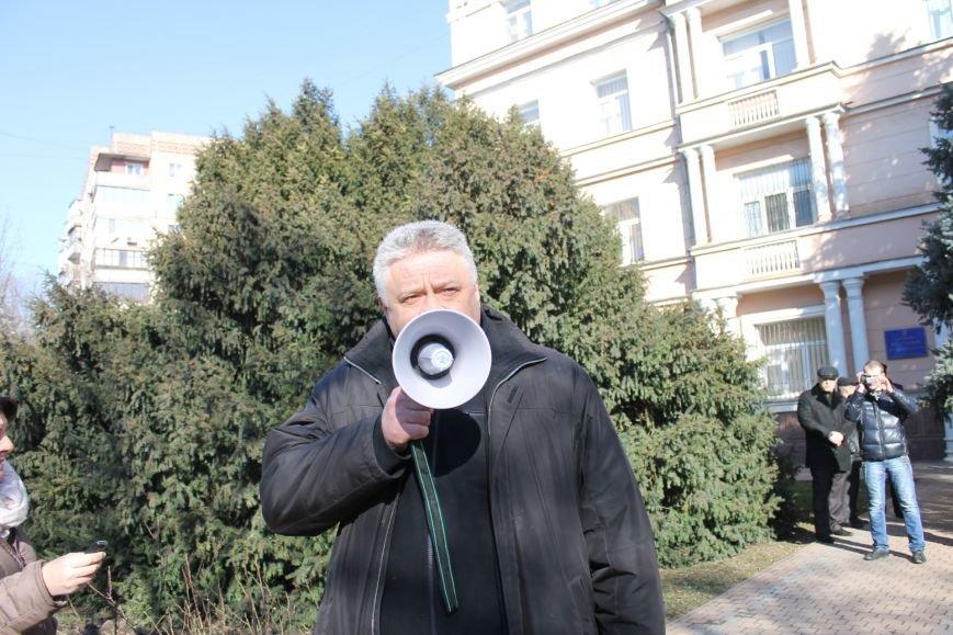 Собравшиеся на митинг под стенами прокуратуры недовольны расследованием резонансных дел в Кривом Роге (ФОТО), фото-4