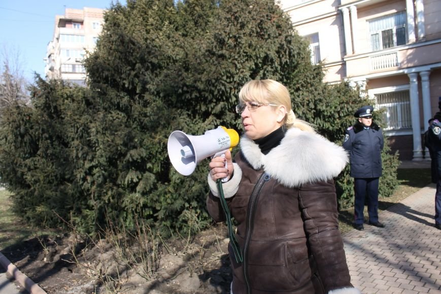 Собравшиеся на митинг под стенами прокуратуры недовольны расследованием резонансных дел в Кривом Роге (ФОТО), фото-2
