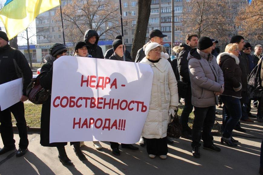 Собравшиеся на митинг под стенами прокуратуры недовольны расследованием резонансных дел в Кривом Роге (ФОТО), фото-3