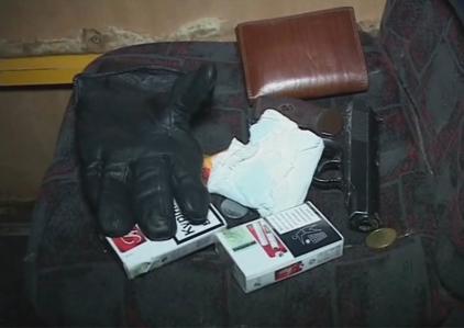 В Сумах задержали мужчину, который угрожал маршрутчику игрушечным пистолетом (ФОТО) (фото) - фото 1