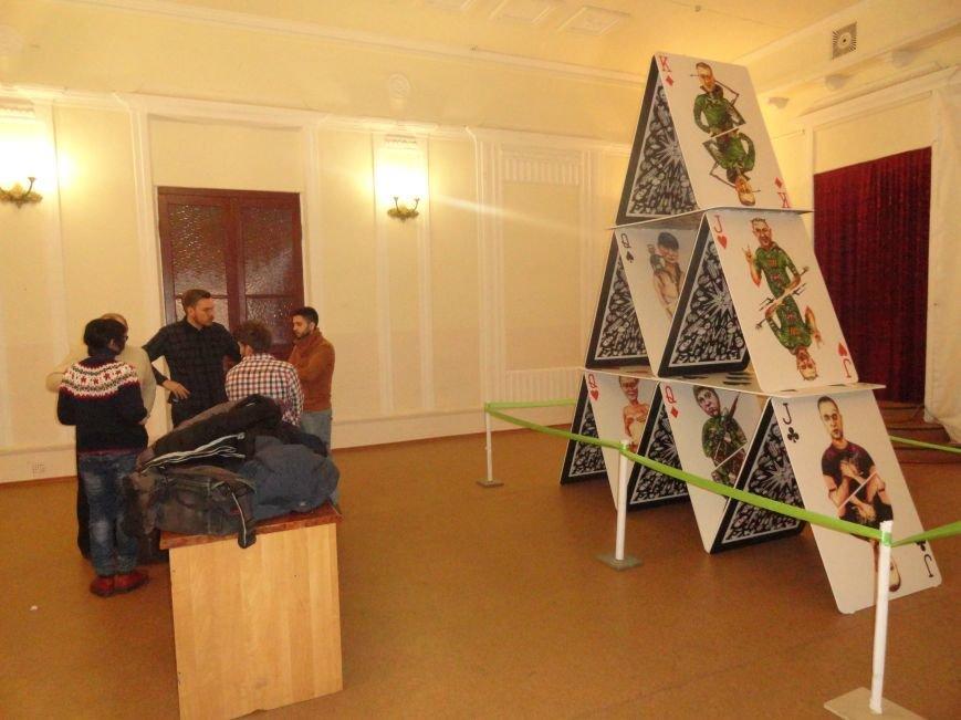 Мариуполе разрушен дом с лидерами «ДНР» и «ЛНР» (ФОТО) (фото) - фото 1