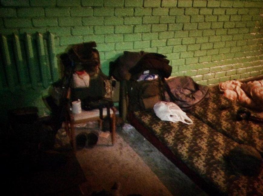 Бойцы  «Днепр-1» третий день находятся под обстрелом в Чермалыке (ФОТО), фото-5