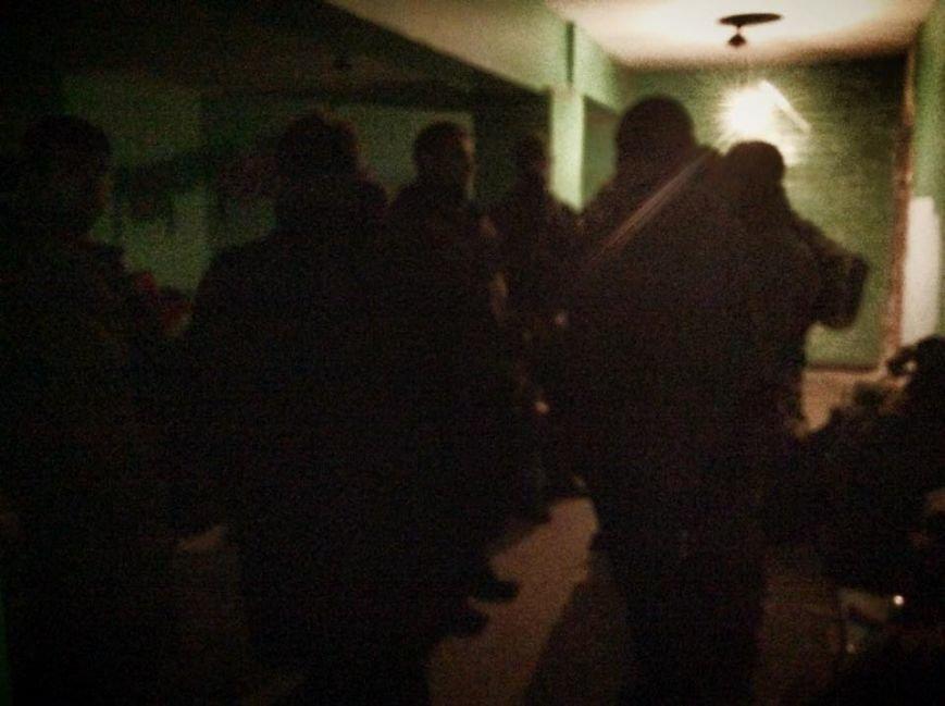 Бойцы  «Днепр-1» третий день находятся под обстрелом в Чермалыке (ФОТО), фото-3