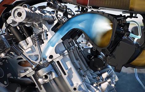 Двигатль с вод
