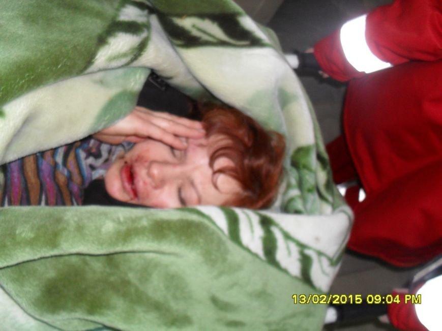 На одного из лидеров акции протеста в Криворожском  горисполкоме совершили нападение (ФОТО 18+) (фото) - фото 1