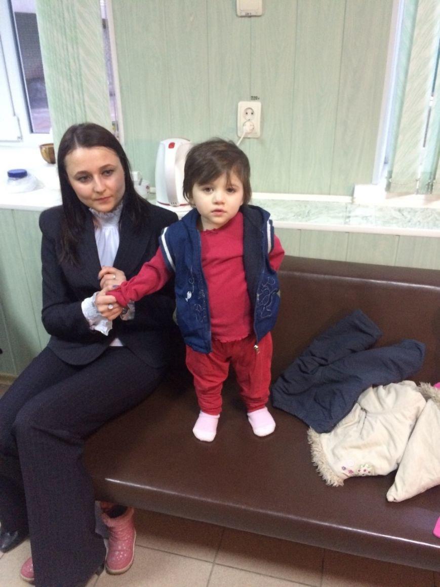 Милиция Кременчуга ищет родителей найдёныша «Руссолины», фото-1
