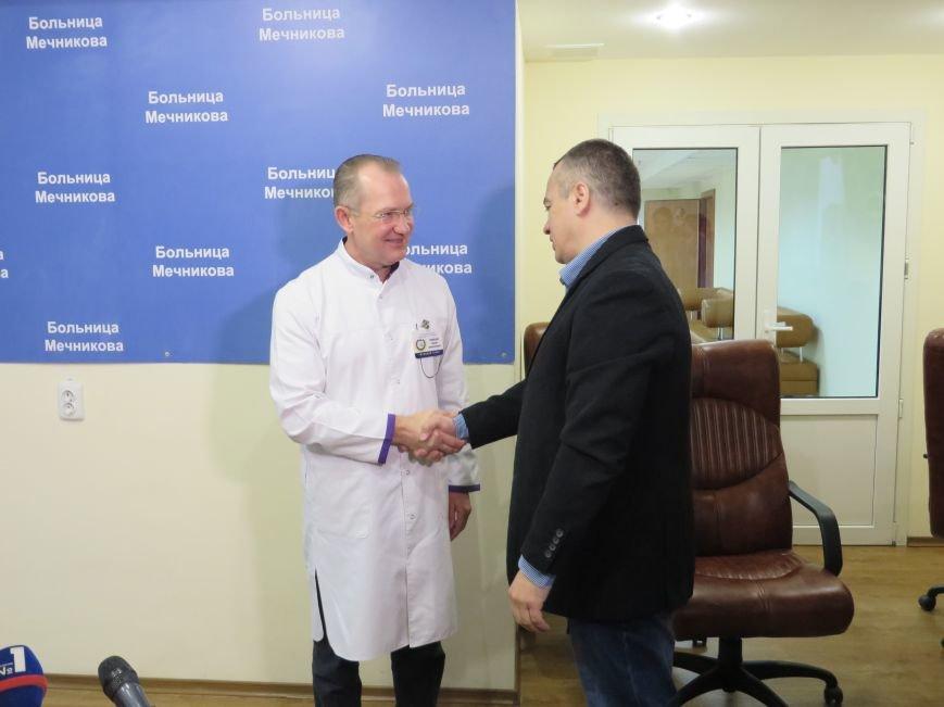 Днепропетровские врачи начинают применять для реабилитации раненых уникальную гимнастику (фото) - фото 3