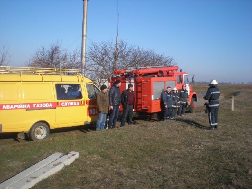 В Одесской области спасатели отрабатывают возможные террористические атаки (ФОТО) (фото) - фото 1