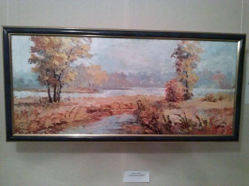 В театре-студии «Десятый квартал» открылась выставка работ художников Днепродзержинска, фото-2