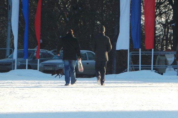 Как ульяновцы отпраздновали день всех влюбленных (фото) - фото 2