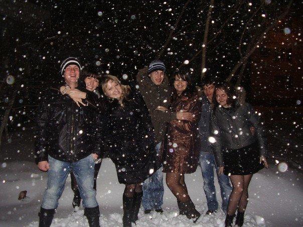 Как ульяновцы отпраздновали день всех влюбленных (фото) - фото 1