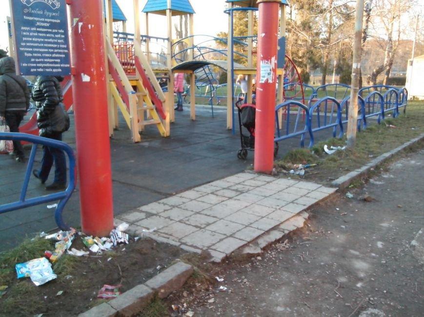 Стан дитячих майданчиків в Ужгороді (ФОТО) (фото) - фото 2