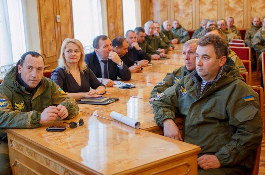 В Ужгороді Голова ОДА Василь Губаль говорив з воїнами-інтернаціоналістами про військові та мирні речі (ФОТО), фото-6