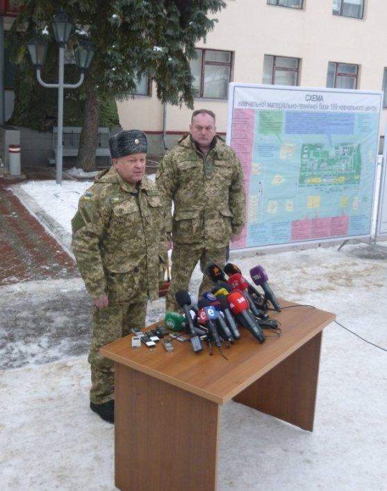 Пятая часть всех мобилизованных проходит подготовку в Черниговской области (фото) - фото 1