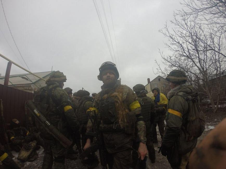 В боях за Широкино погибло 3 азовцев, еще 50 - получили ранения (ФОТО), фото-4