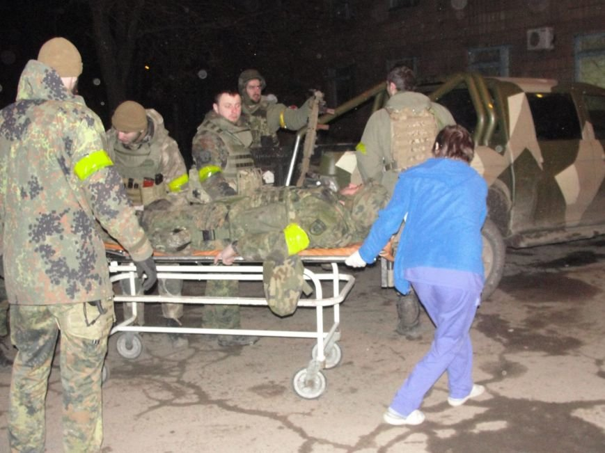 В боях за Широкино погибло 3 азовцев, еще 50 - получили ранения (ФОТО), фото-2