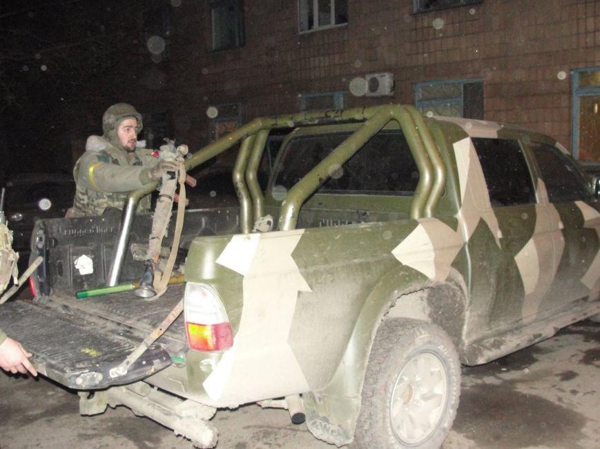 В боях за Широкино погибло 3 азовцев, еще 50 - получили ранения (ФОТО), фото-1