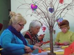 Одесские пенсионеры создали «Дерево любви» (ФОТО) (фото) - фото 1