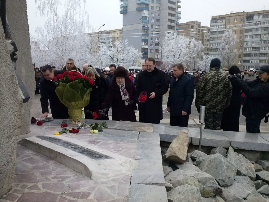 В Днепродзержинске прошел митинг в честь 26-й годовщины вывода войск из Афганистана, фото-5