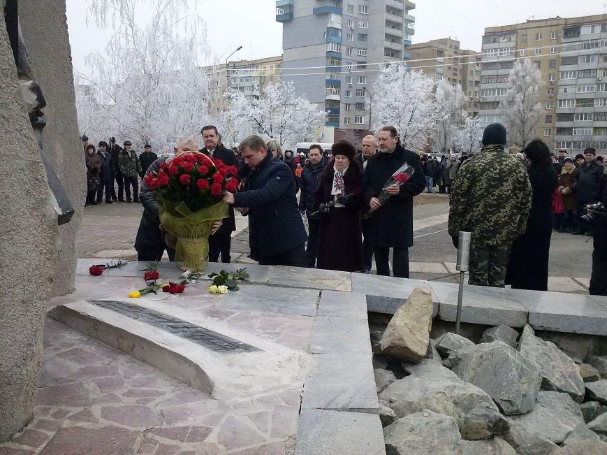 В Днепродзержинске прошел митинг в честь 26-й годовщины вывода войск из Афганистана, фото-4