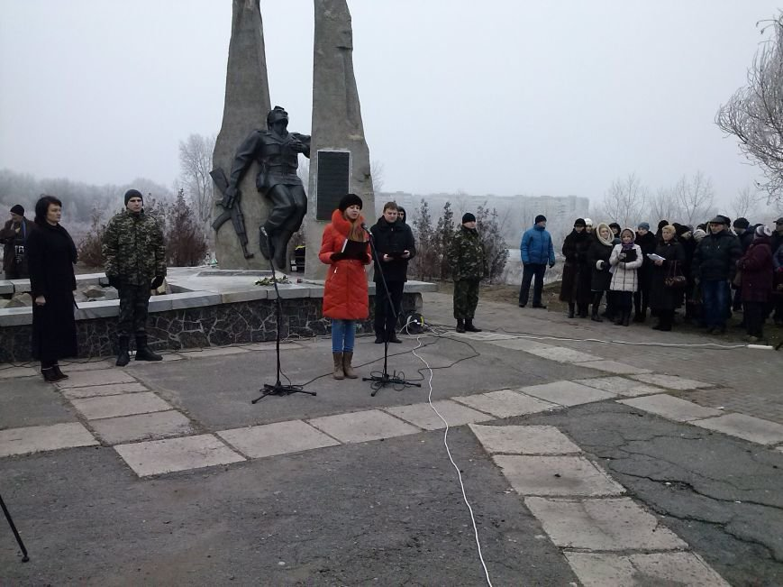 В Днепродзержинске прошел митинг в честь 26-й годовщины вывода войск из Афганистана, фото-3