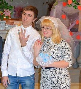 Студенческая свадьба: как в МПК День влюбленных отмечали (фото) - фото 2