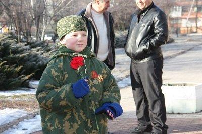 В Макеевке отметили 26-ю годовщину вывода Советских войск из Афганистана (фото) - фото 1