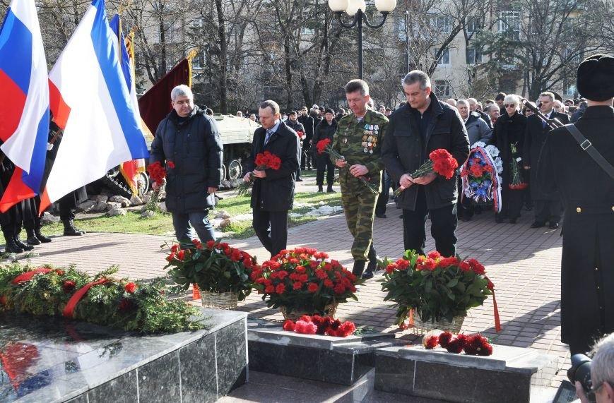 В Симферополе впервые отметили День памяти о россиянах, исполнявших служебный долг за пределами Отечества (ФОТО) (фото) - фото 3