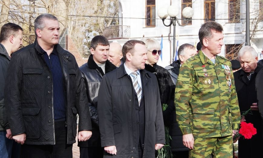 В Симферополе впервые отметили День памяти о россиянах, исполнявших служебный долг за пределами Отечества (ФОТО) (фото) - фото 2