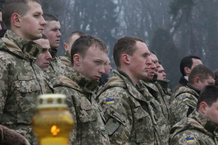 У Львові відзначили 26 річницю виводу військ колишнього СРСР з Афганістану (ФОТОРЕПОРТАЖ), фото-5
