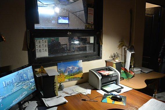 В Николаеве «прикрыли» букмекерскую контору (ФОТО, ВИДЕО) (фото) - фото 1
