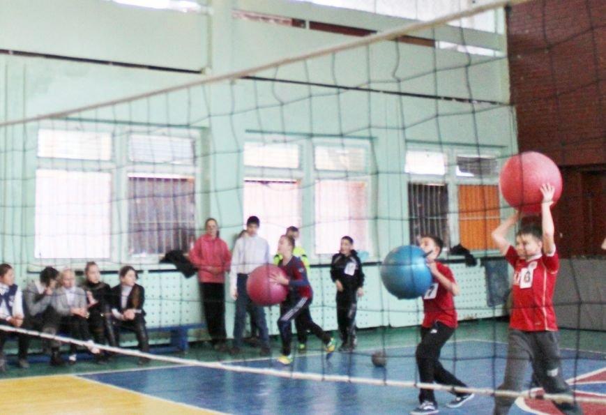 В школе № 40 Днепродзержинска состоялись соревнования «Спортивная пара», фото-5