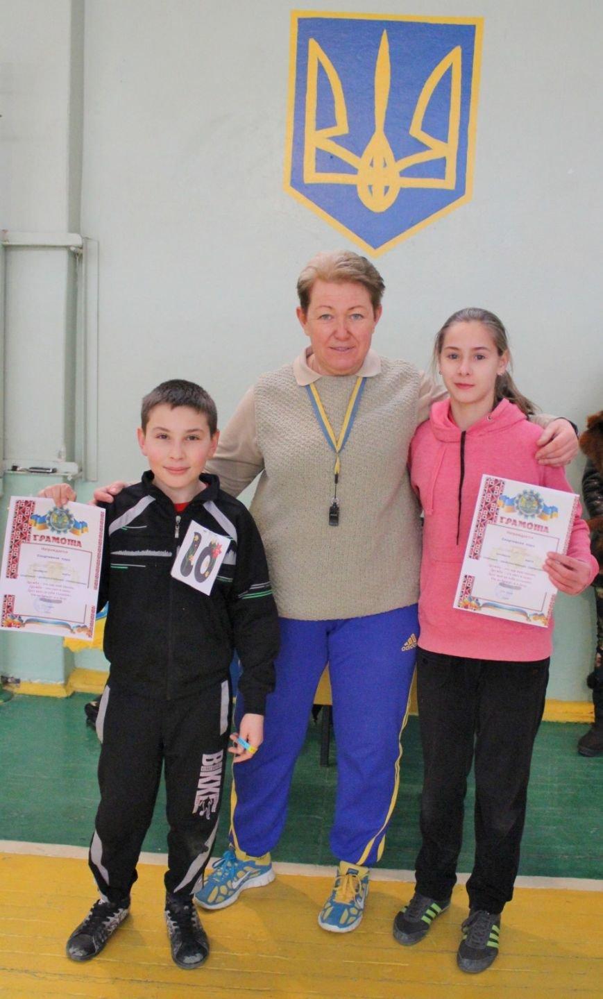 В школе № 40 Днепродзержинска состоялись соревнования «Спортивная пара», фото-6