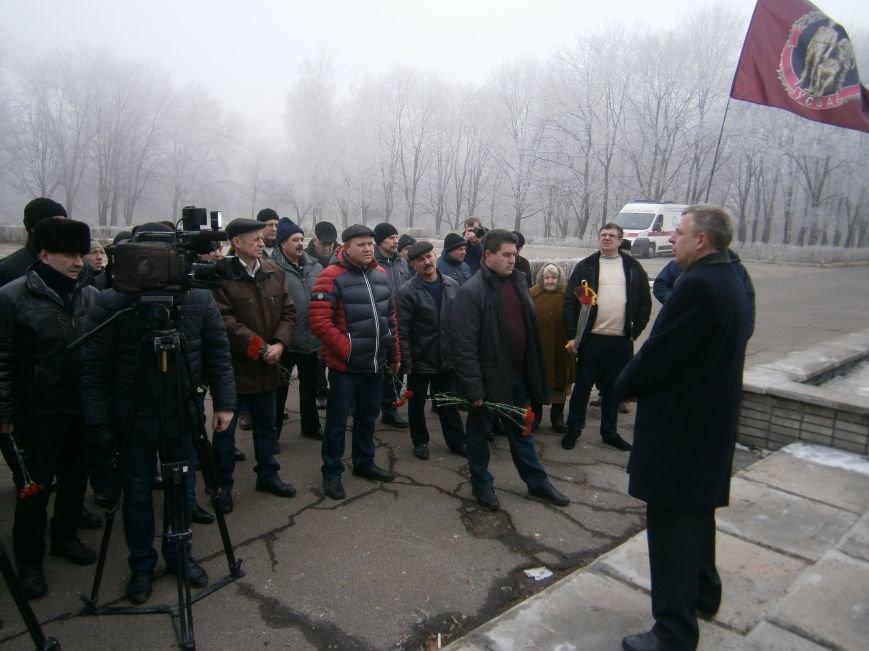 Сегодня Димитров чествовал воинов-интернационалистов (ФОТОРЕПОРТАЖ) (фото) - фото 9