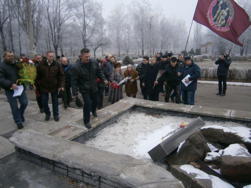 Сегодня Димитров чествовал воинов-интернационалистов (ФОТОРЕПОРТАЖ) (фото) - фото 27