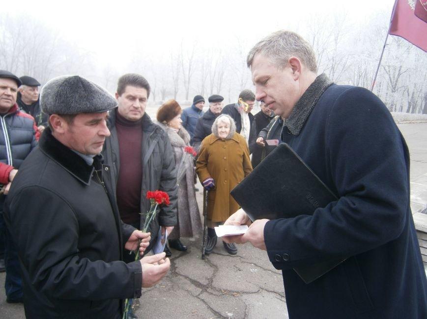 Сегодня Димитров чествовал воинов-интернационалистов (ФОТОРЕПОРТАЖ) (фото) - фото 16